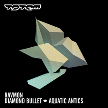 Diamond Bullet / Aquatic Antics cover art